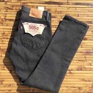 Levi's 505c Slim Fit Jeans Pants Men's 29x30